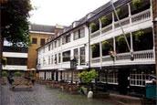 The George Inn Yard