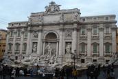 Fonte de Trevi (Fontana di Trevi)