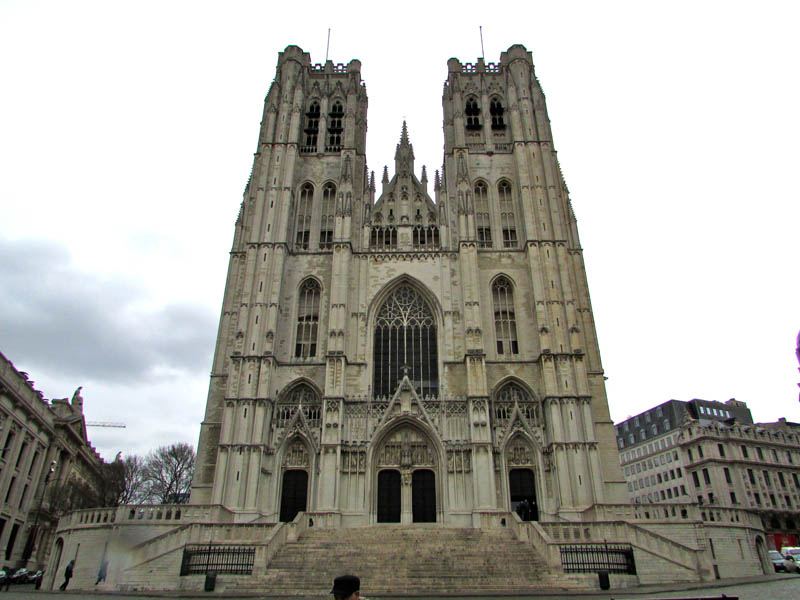 Catedral de Bruxelas