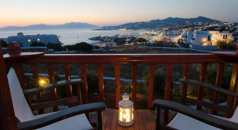 Hotel Charissi - Ótima opção econômica e central onde ficar em Mykonos