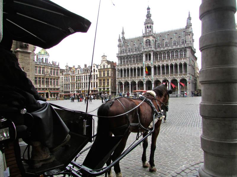 Grand Place - Pontos turísticos de Bruxelas