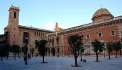 Valencia plaza del patriarca