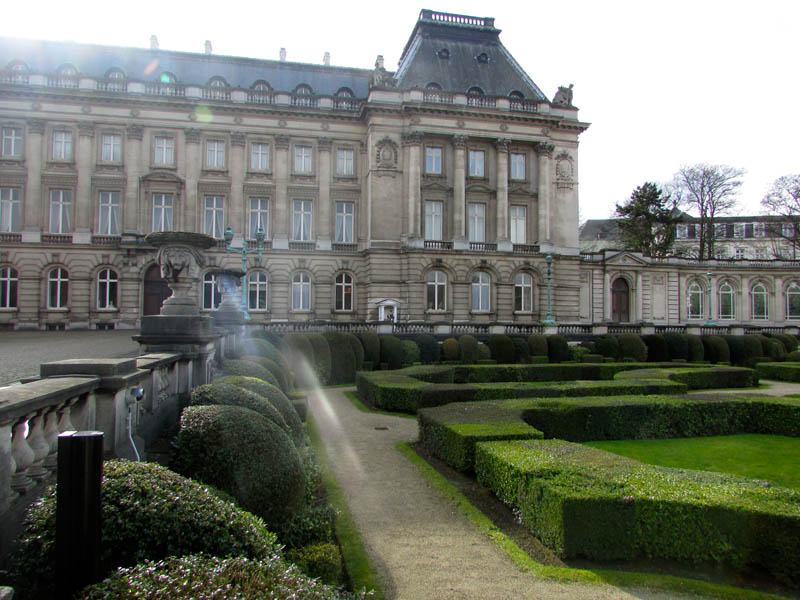 Palace Royale - Passeio em Bruxelas