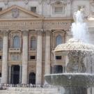 Praça de São Pedro - Roma
