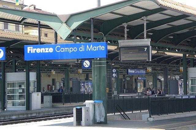 Onde se hospedar em Florença - Campo di Marte