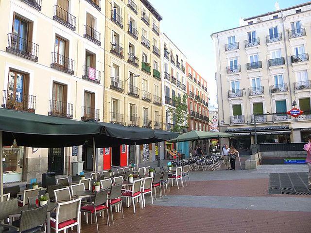 Onde se hospedar em Madrid - Chueca