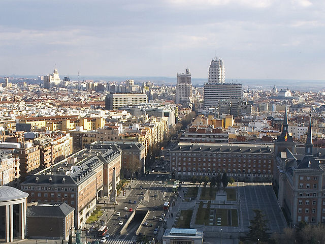 Onde ficar em Madrid - Chamberi