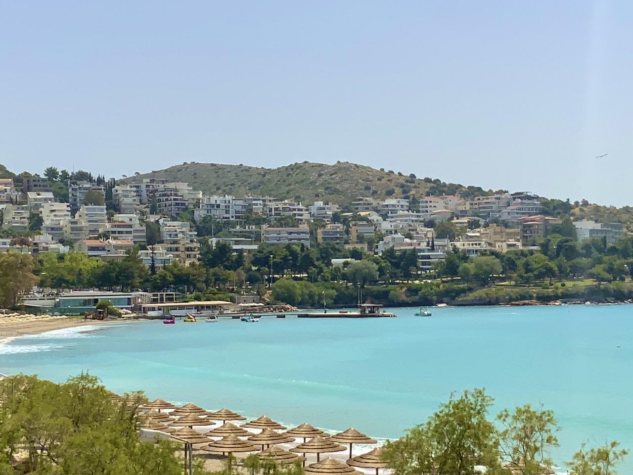 Praias perto de Atenas - Akti Vouliagmeni