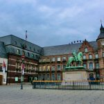 Marktplatz, a praça central histórica em