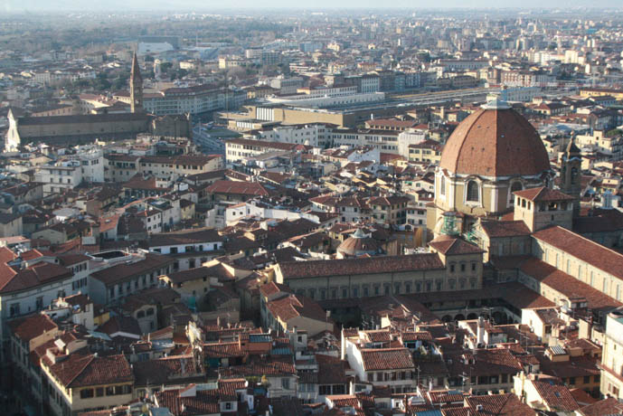 Onde ficar em Florença Centro Storico