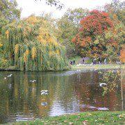 Os melhores parques de Londres