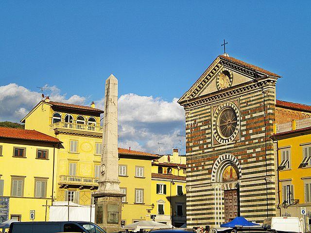 Onde se hospedar em Florença Prato 2