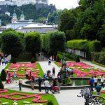 O que ver em Salzburgo – Jardins