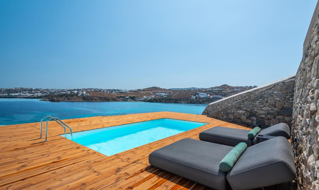 Hotel Dreambox onde ficar em Mykonos