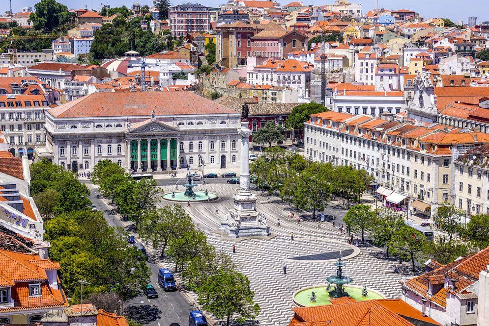 Onde ficar em Lisboa - Rossio